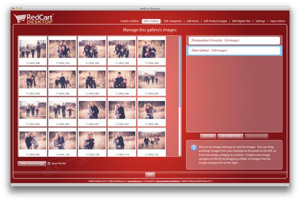 RedCart Desktop